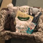 Hand-me-down Gift Basket